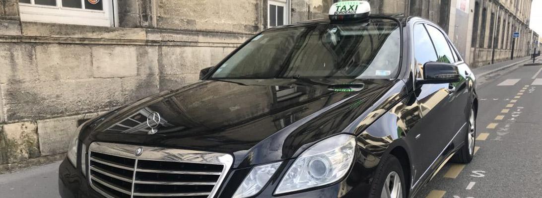 taxi de bordeaux